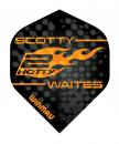Winmau Embossed Flight Scotty Waites